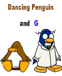 Dancing Penguin and G image1
