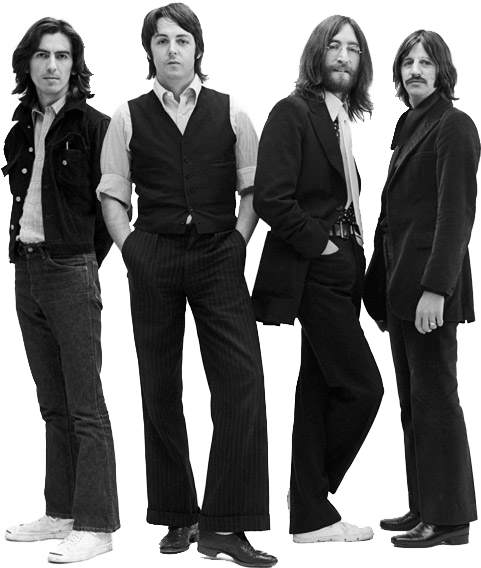 The Beatles Png