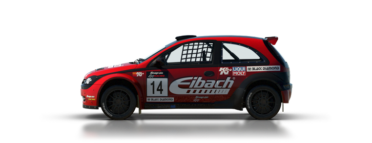 DiRT Rally Opel Corsa Super 1600
