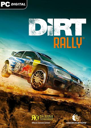 DirtRally Cover