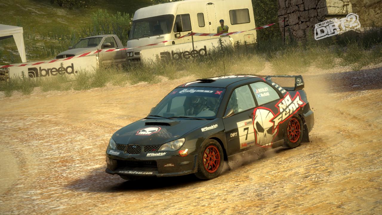 Subaru Impreza STI Group N - Rally