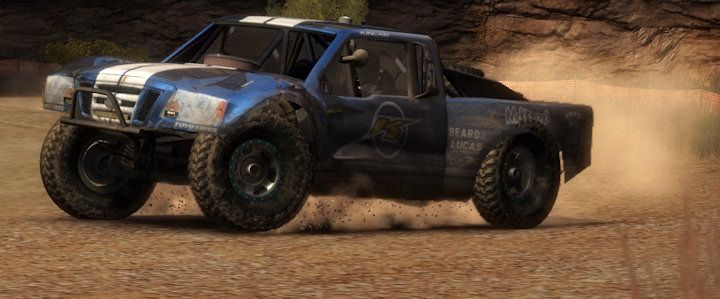 Ford f150 trophy truck
