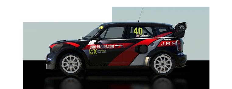 DiRT Rally Mini Countryman Rallycross