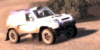 Rally Raid UK Desert Warrior