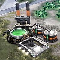 CNCTW GDI Tiberium Refinery