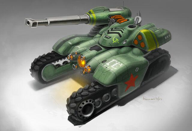 File:RA3 Concept Soviet HammerTank.jpg