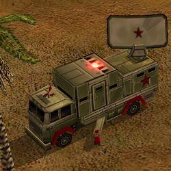 Generals Attack Outpost