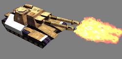 CNCG Mammoth Tank