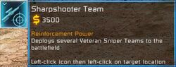 C&C 3 TW GDI Sharpshooter Team