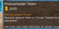 Sharpshooter team