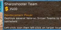 Sharpshooter team