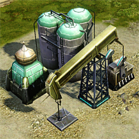 RA3 Oil Derrick