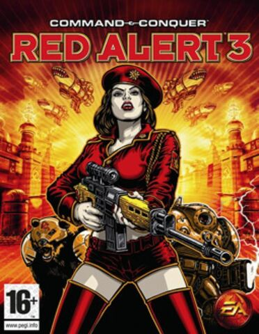 """Это и не мудрено, ибо Red Alert 2 был первой игрой,. если """""""