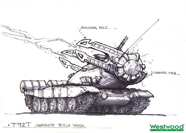File:RA2 Early Tesla Tank Concept Art.jpg