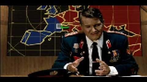 C&C Red Alert Soviet mission 10 briefing