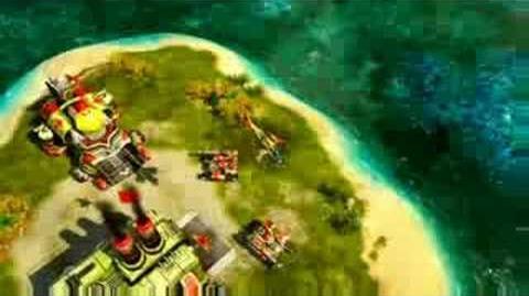 C&C Red Alert 3 Twinblade Surveillance Footage