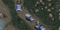 Mobile gap generator