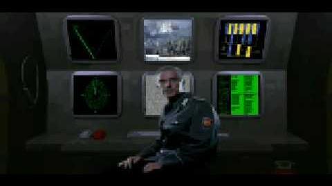 C&C Red Alert - Allied mission 12 briefing
