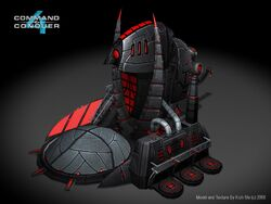 Nod Defense Crawler deployed