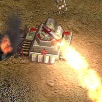 Generals Dragon Tank