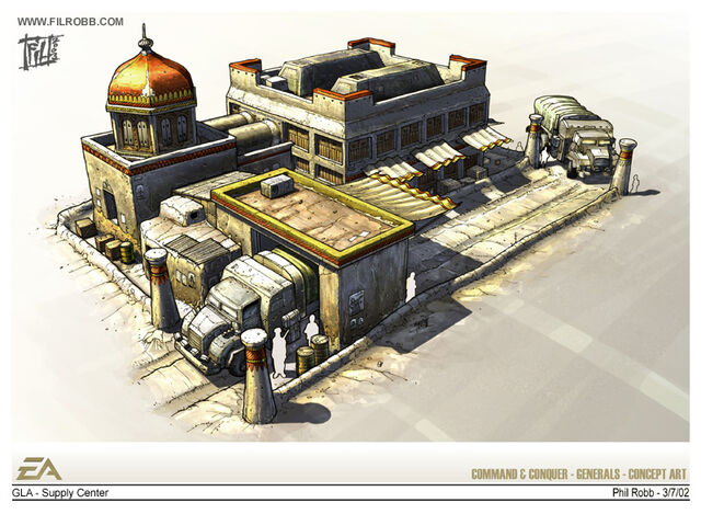 File:GLA Supply Center concept art.jpg