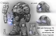CNC4 Zone Captain Concept Art