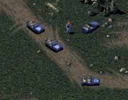 RA Ranger In-game