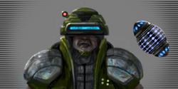 CNCTW Grenadier Concept Art