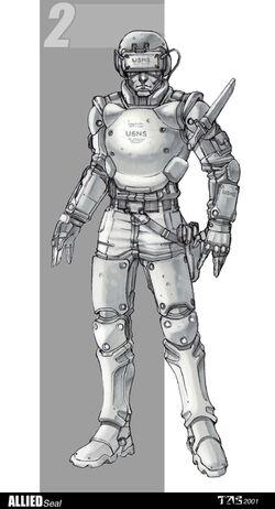 CNCRen2 US Navy Seal 2 Concept