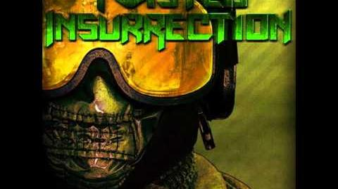 Twisted Insurrection OST - Space Echo -Frank Klepacki Remix-