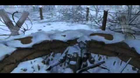 C&C Red Alert - Frozen Soldier