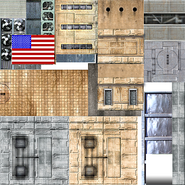 USA Barrack Texture 1