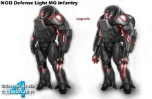 C&C 4 Nod Devout concept art