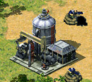 Tech Oil Derrick (Red Alert 2)