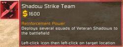 CNC3 TW Nod Shadow Strike Team