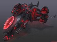 CNCTW Venom Concept Art 2