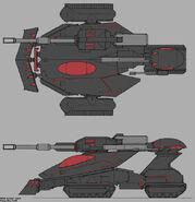 CNCTW Scorpion Tank Concept Art 3