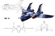 RA3 Mig Version 2 Concept Art