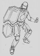 CNCTW Grenadier Concept Art 1