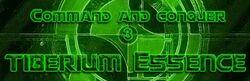 Tiberium Essence logo