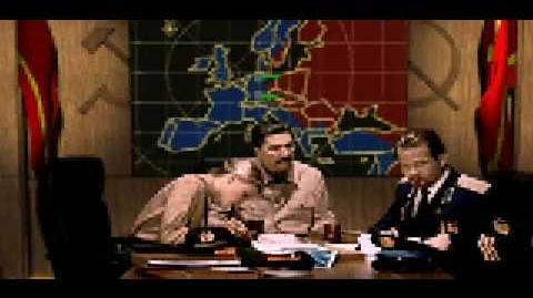C&C Red Alert Soviet mission 3 briefing