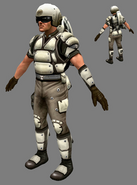 CNCTW Early Commando Render