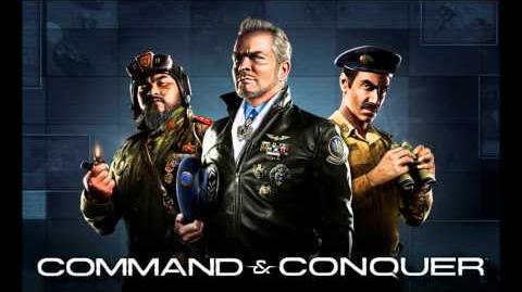 Command & Conquer Soundtrack - Main Menu Theme