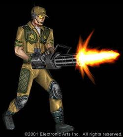 GDI Minigunner