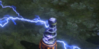 Tesla coil (Red Alert iPhone)