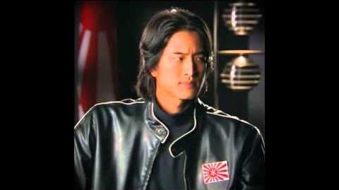 C&C Red Alert 3 Uprising Commander Kenji