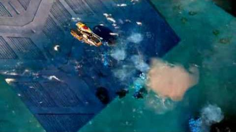 C&C Red Alert 3 Tsunami Tank Surveillance Footage