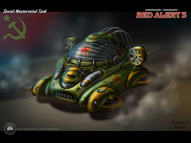 File:RA3 Mastermind Tank Concept Art.jpg