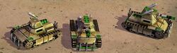 Generals Scorpion Tank