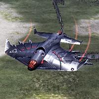 CNCTW Vertigo Bomber